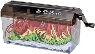 ZeHui - Mini triturador de papel de mano (tamaño A4), color