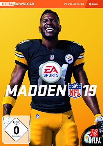 Madden NFL 19 - [PC] (Code in der Box)