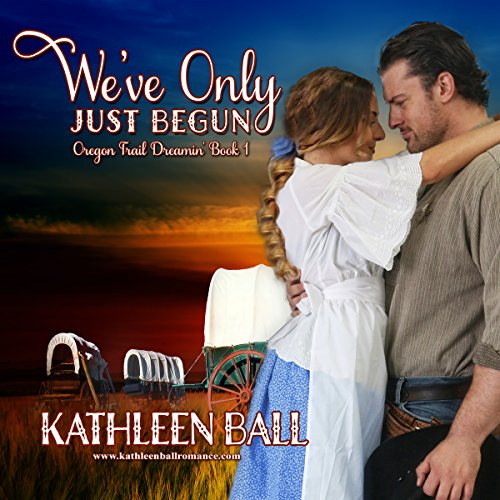 We've Only Just Begun audiobook cover art
