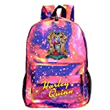 Mdsfe Mochila Escolar Rugzak Kinderen Rosa para niños, para Mochilas Escolares de jardín de Infantes para niñas Sac Scolaire College - 801-harley-622E-22