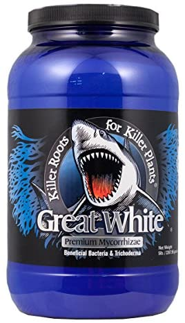 Great White PRPSGW04 100049823 4 oz Mycorrhizae, 4 Ounce