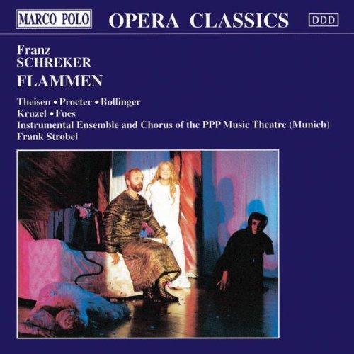 Schrecker: Die Flammen (Gesamtaufnahme) (Aufnahme 1989)