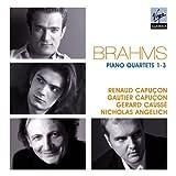 Piano Quartets (Capuçon-Angelich)