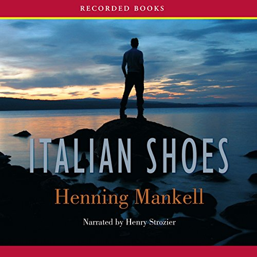 Italian Shoes  audiobook cover art