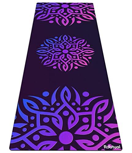 Reetual, The Vinyasa Yoga Mat That Adores Sweat   Premium 2in1 Hot Yoga Mat Non Slip Combo Towel - With...