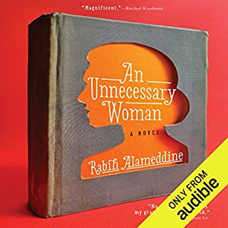 An Unnecessary Woman audiobook cover art