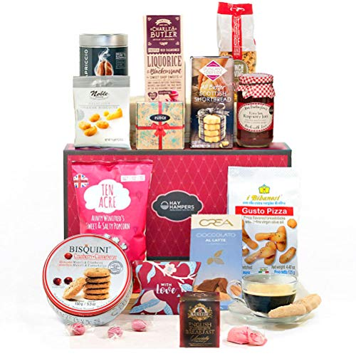 Hay Hampers Family Food Favourites Hamper Box - Free UK Delivery