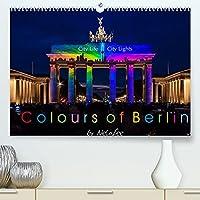 Colours of Berlin (Premium, hochwertiger DIN A2 Wandkalender 2022, Kunstdruck in Hochglanz): Berlin in besonderem Licht (Monatskalender, 14 Seiten )