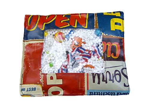 Mens Squishy Rummage Pouch Sensory mat Fidget toy for seniors,