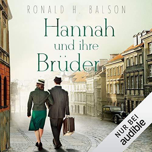 Hannah und ihre Brüder audiobook cover art
