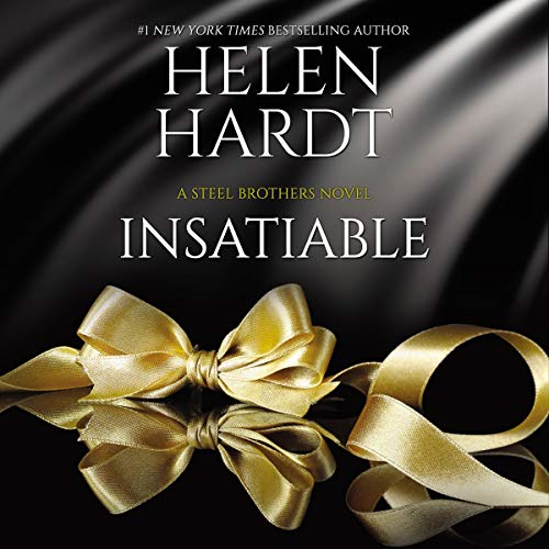 Insatiable audiobook cover art