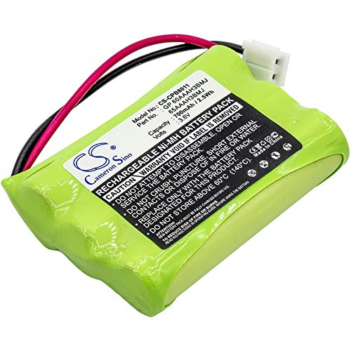 Battery Replacment for ge 25826 21028GE3 25832GE3 21018GE3 25912 25952 25413 26977GE1 26977GE6 25833 21905 25902 21009GE3 25942 25802 27910 21900 26977 25414 27700GE2 25922 GP80AAALH3BMJ GP85AAALH3BMJ
