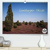 Lueneburger Heide (Premium, hochwertiger DIN A2 Wandkalender 2022, Kunstdruck in Hochglanz): Die Lueneburger Heide waehrend ihrer Bluetezeit (Geburtstagskalender, 14 Seiten )