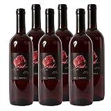 Südtiroler Rote Rose VdT Rosenmuskateller Italien lieblich (6x 0.75 l)