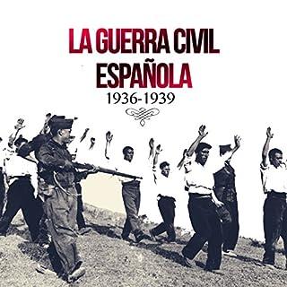 La Guerra Civil Española [The Spanish Civil War] audiobook cover art