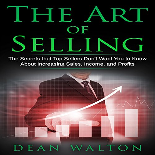 The Art of Selling audiobook cover art