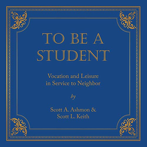 To Be a Student audiobook cover art