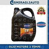 Olio Miscela Motore Minerale 2 Tempi Tamoil Lubrificante 2t 4 Litri