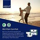 Abena Abri-Form Comfort Plastic-Backed Briefs, Level 4, (MEDIUM TO LARGE SIZES AVAILABLE) Medium, 14 Count #4