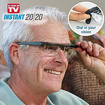 La conception de la monture et des verres offre une excellente durabilité. Matériau de la lentille: polycarbonate. La myopie et l'hypermétropie sont disponibles. Le degré est réglable, allant de 250 à 450, des lunettes de distance aux lunettes de lec...