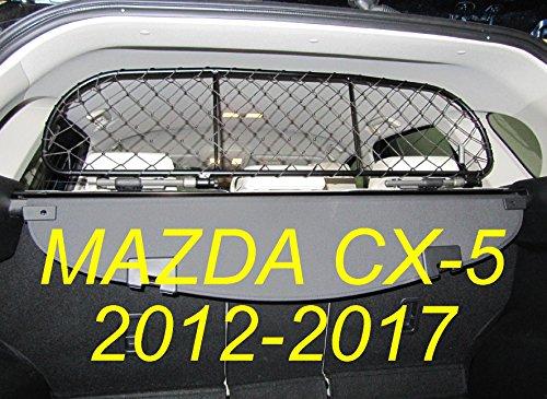 ERGOTECH Trennnetz Trenngitter Hundenetz Hundegitter für Mazda CX-5