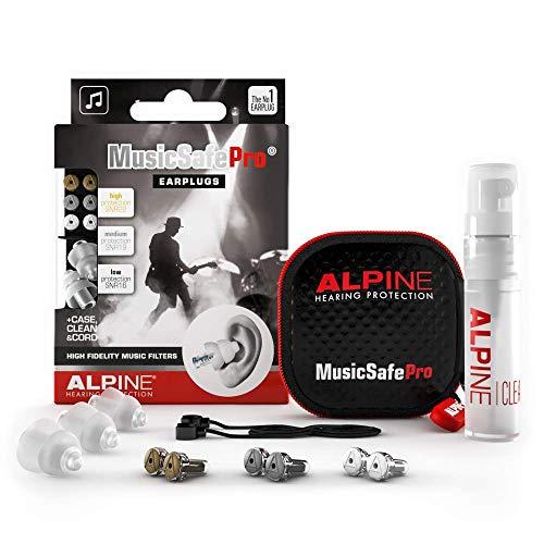 Alpine MusicSafe Pro Gehörschutz Ohrstöpsel für Musiker
