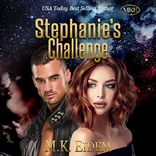 Stephanie's Challenge cover art