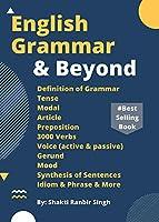English Grammar & Beyond: An English Grammar Book Front Cover