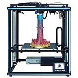 Stampante 3D professionali, TRONXY X5SA Stampante dimensioni di stampa 330 x 330 x 400 mm, Touch Screen da 3.5 pollici,Sensore per livellamento automatico, Resume Print Cube,Full Metal