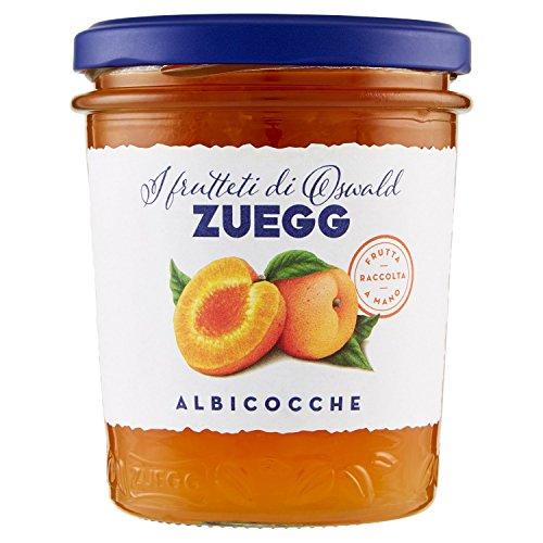 Zuegg Confettura Extra Albicocche, 320g