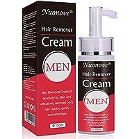 Hair Removal Cream, Crema Depilatoria, Crema Depilatoria Hombre, Bikini, Antebrazo, Depilación hombre, deja la piel suave, Extra Suave Hecha Para Hombres, 100ml