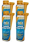 INOX additif de nettoyage automatique, 4 x 250ml - transmission additif fluide pour la protection de la...
