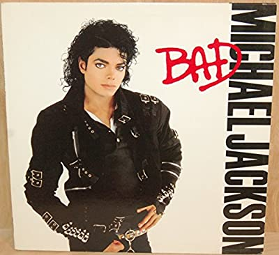 Bad (USA 1st pressing vinyl LP) from Epic