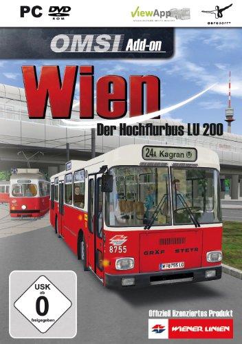 OMSI: Wien - Der Hochflurbus LU (Add-on)