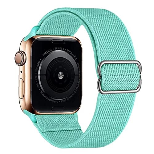 Replacement watch strap, quick release watch band is compatible with all series of 38mm / 40MM Apple Watch including iWatch Series 6 / SE / 5/4/3/2/1 (not including Apple Watch)