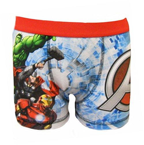 Marvel Avengers Jungen 1 Packung Boxershorts 9-10 Jahre
