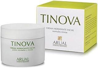 Arual Tinova Crema Hidratante Facial Pieles Normales y Mixtas - 300 ml