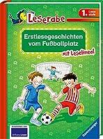 Erstlesegeschichten vom Fussballplatz: 1. Lesestufe