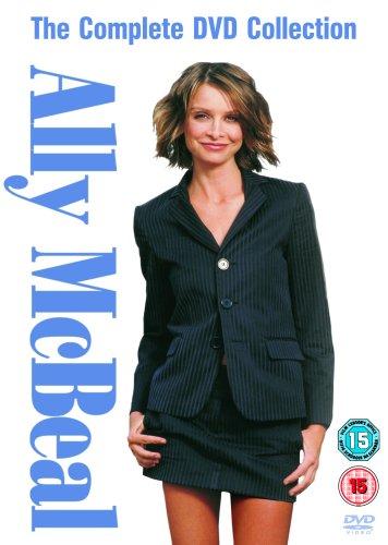 Ally McBeal S1-5 Boxset DVD [Reino Unido]