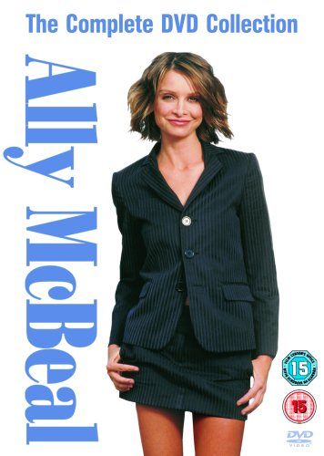 Ally Mcbeal - Complete Season (30 Dvd) [Edizione: Regno Unito] [Edizione: Regno Unito]