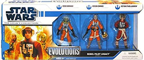 Evolutions  Rebel Pilot Legacy - Series II