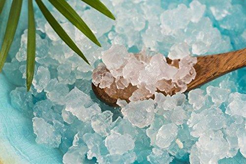 Grani Kefir dacqua, probiotici vivi, cristalli dacqua giapponese 50 g, probiotici attivanti, Happy Kombucha.