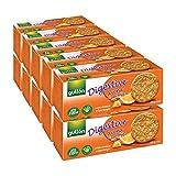 Gullón - Galleta Avena Naranja Digestive, 6.400 g, Pack de 15