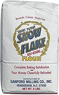 Snow Flake Self-Rising Flour 80 Ounces