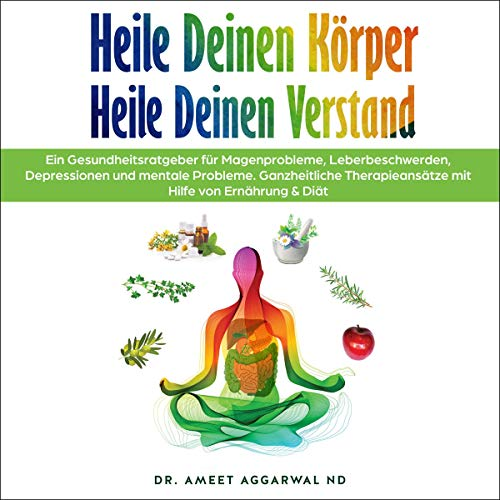 Heile Deinen Körper Heile Deinen Verstand [Heal Your Body Heal Your Mind]  By  cover art