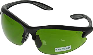 Infrared-lens Shade 3 Adaptable Safety Glasses