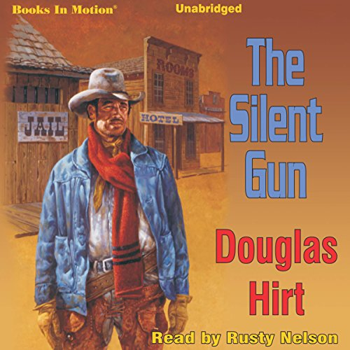 The Silent Gun audiobook cover art