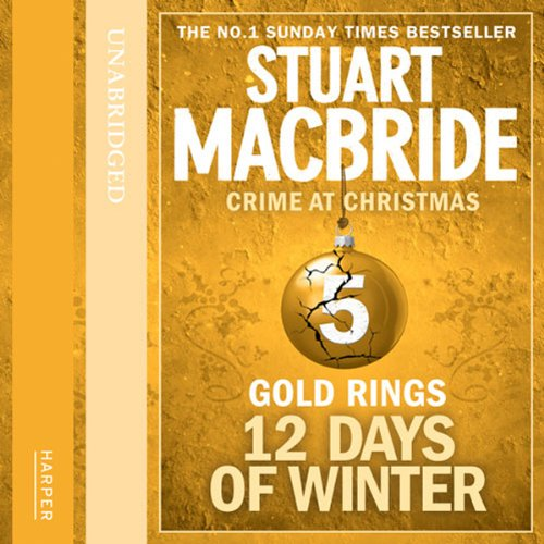 Couverture de Twelve Days of Winter: Crime at Christmas - Gold Rings