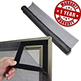 Sharabani Mosquito Net for Windows (48/36 INCHES (or) 4/3 FEET (or) 120/90 cm)
