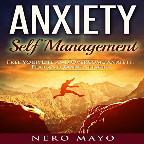 Anxiety: Self Management cover art